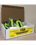 Large Number Pricer Box