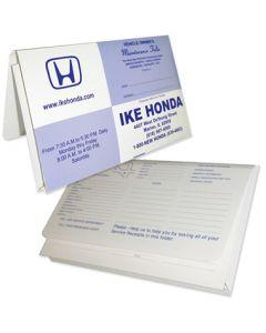 Expandable Paper Document Folder