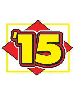 STATIC CLING: 15 MODEL YEAR