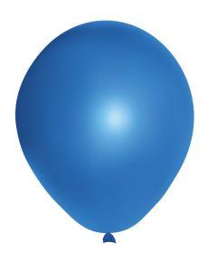 Balloons: 17 inch Jumbo blue