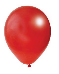 Balloons: 17 inch Jumbo red