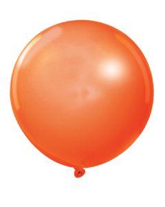 Balloons: 24 inch Weekender orange