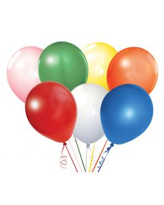 Balloons: 17 inch Jumbo Assortment Standard