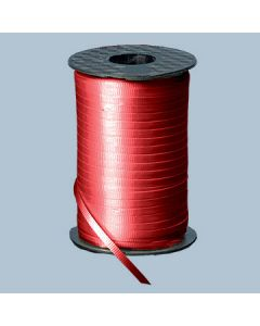 CURLING RIBBON: RED