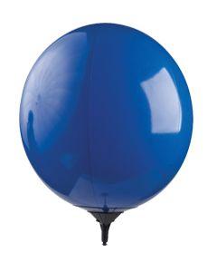 Window Reusable Balloon Kit blue