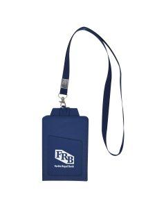 Notepad Badge Holder