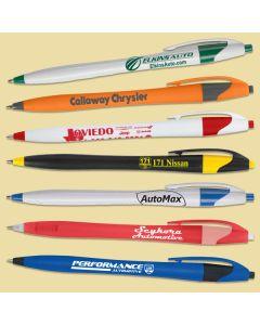 Dart Pens samples