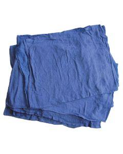 Detailing Towel: Huck blue