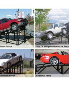 Stationary Ramps