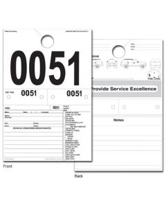 Service Write Up Flag Tag
