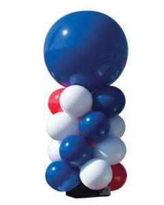 """Jumbo 36"""" Reusable Balloon Kit: 4 Cluster"""