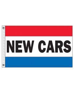 Message Flags: Standard RWB stripe New Cars
