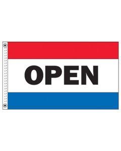 Message Flags: Standard RWB stripe Open