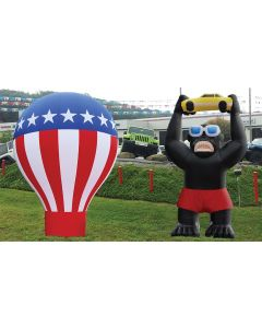 Giant Dealership Inflatables