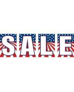 Underhood SALE Kits: D red white blue US Flag
