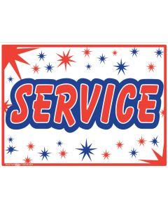 Curb Sign rwb service