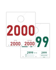 Service Tag Numbers: 2000-2999