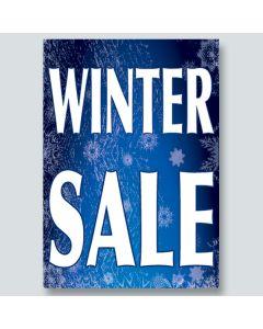 Winter Sale Underhood Signs
